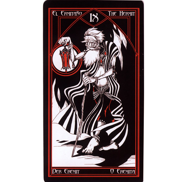 Cruel Thing Tarot 3