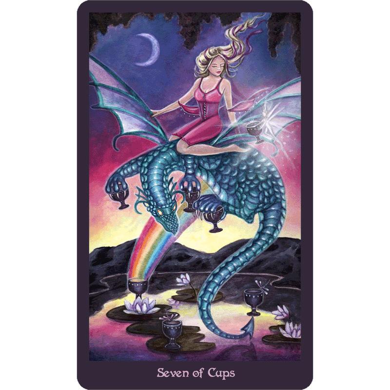 Crystal Visions Tarot 1