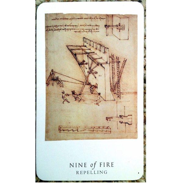 Da Vinci Enigma Tarot 1