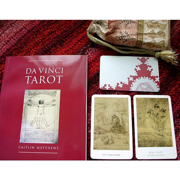 Da Vinci Enigma Tarot 4