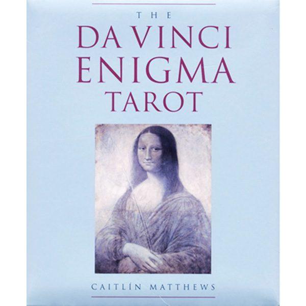 Da Vinci Enigma Tarot cover