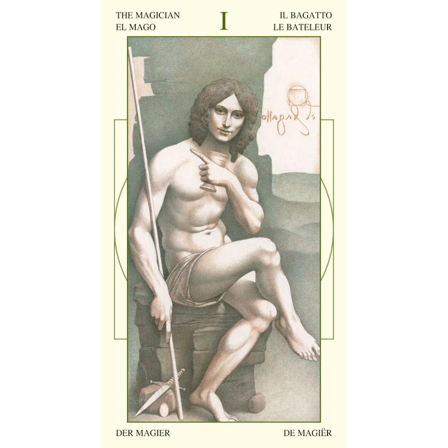Da Vinci Tarot 1