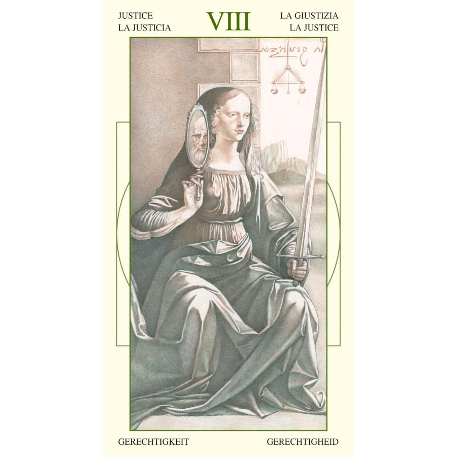 Da Vinci Tarot  3