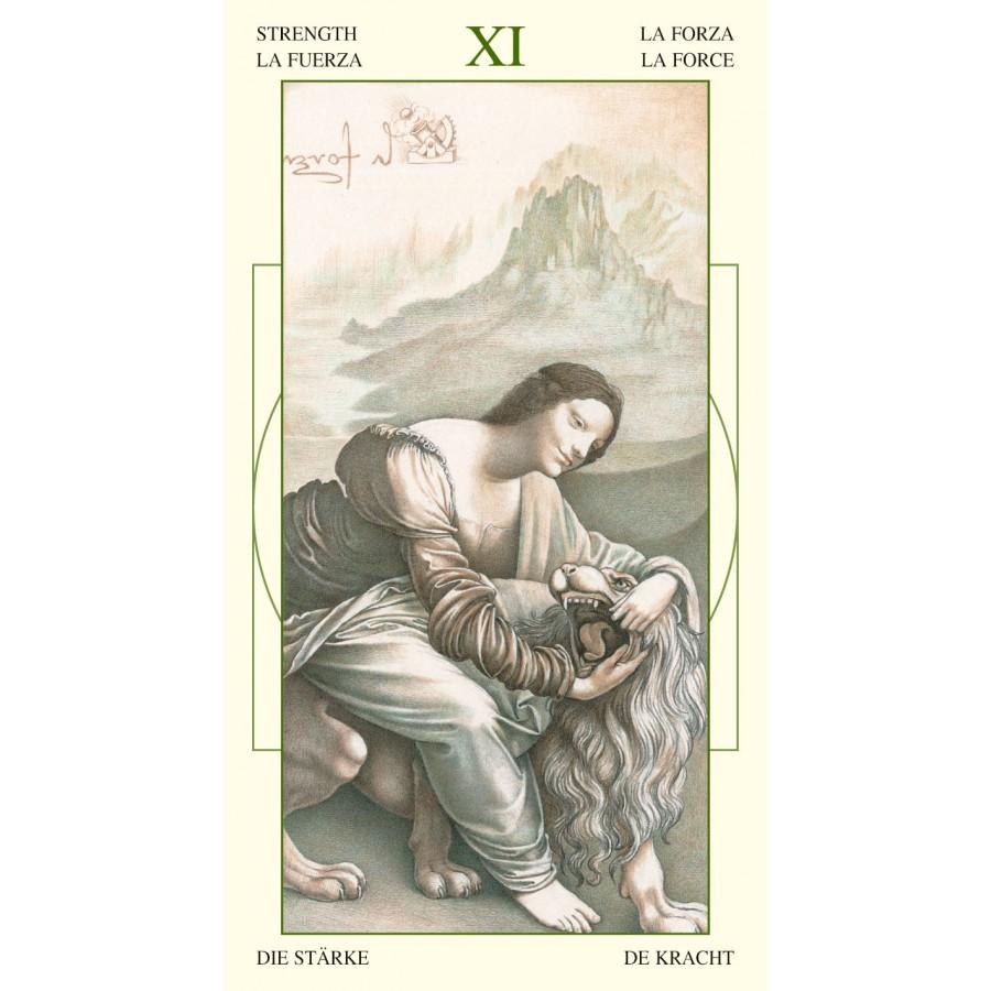 Da Vinci Tarot  4