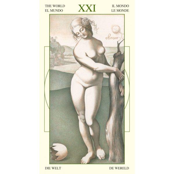 Da Vinci Tarot 6