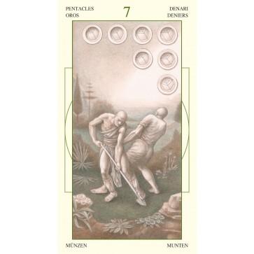 Da Vinci Tarot 7