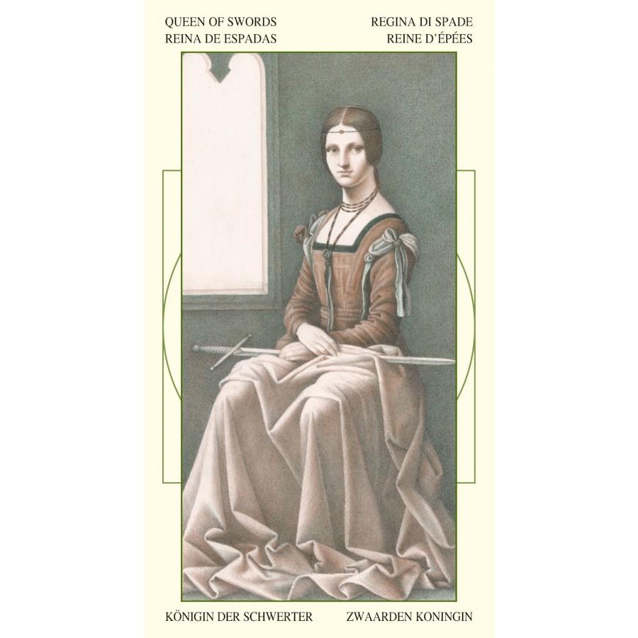 Da Vinci Tarot 9