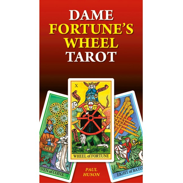 Dame Fortune's Wheel Tarot 1