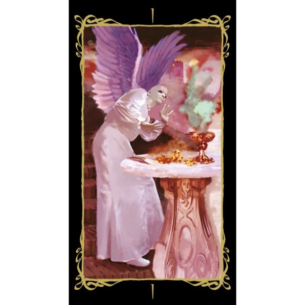 Dark Angels Tarot 1