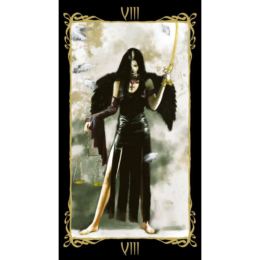 Dark Angels Tarot 3