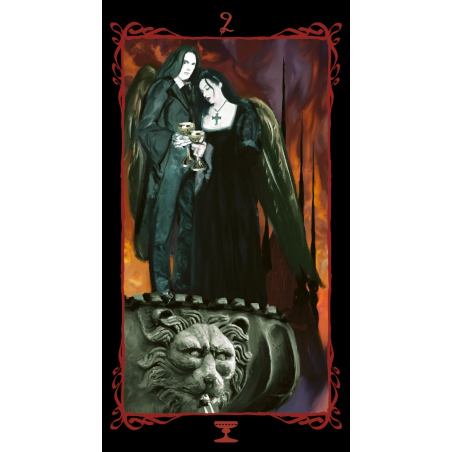 Dark Angels Tarot 7