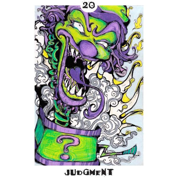 Dark Carnival Tarot 3