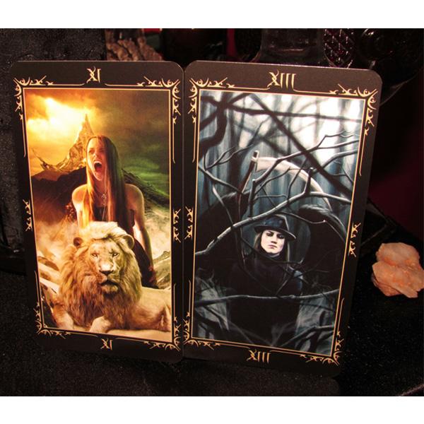 Dark Fairytale Tarot 5