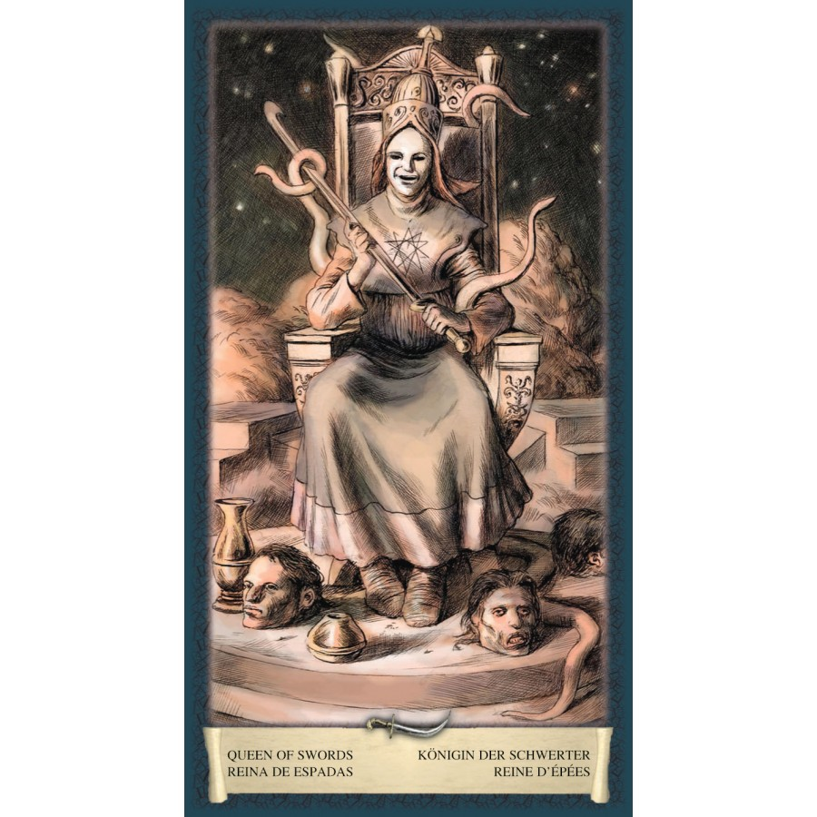Dark Grimoire Tarot 11