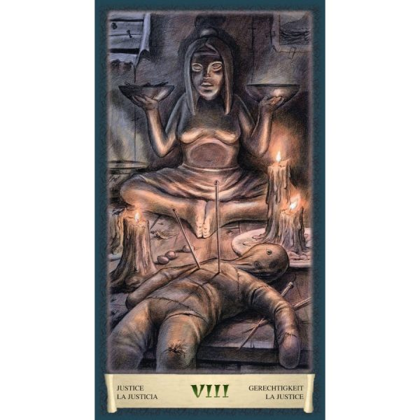 Dark Grimoire Tarot 3