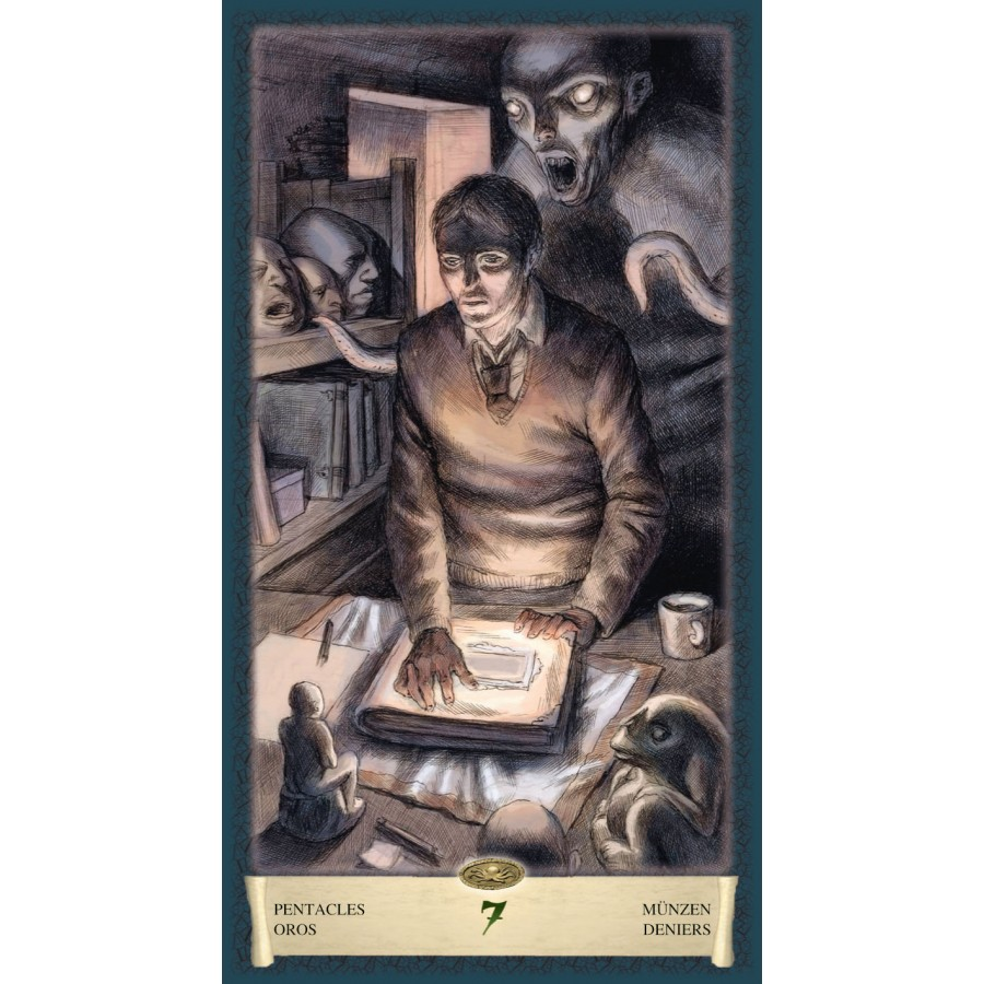 Dark Grimoire Tarot 9