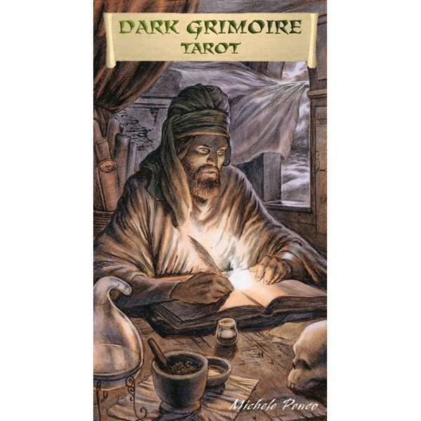 Dark Grimoire Tarot cover