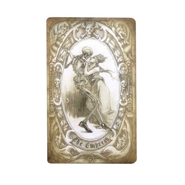 Deck of the Dead Tarot 3
