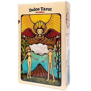 Delos Tarot (2nd Edition) 1