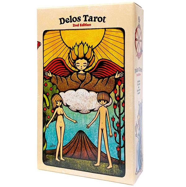 Delos Tarot (2nd Edition) 5