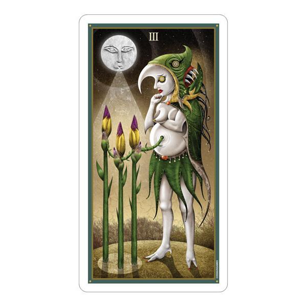 Deviant Moon Tarot 4