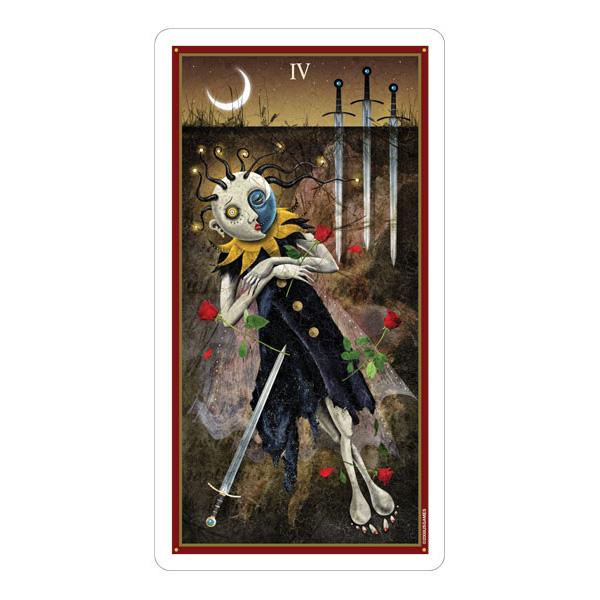 Deviant Moon Tarot 5