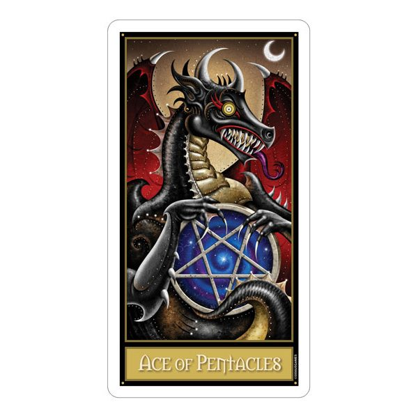 Deviant Moon Tarot 6