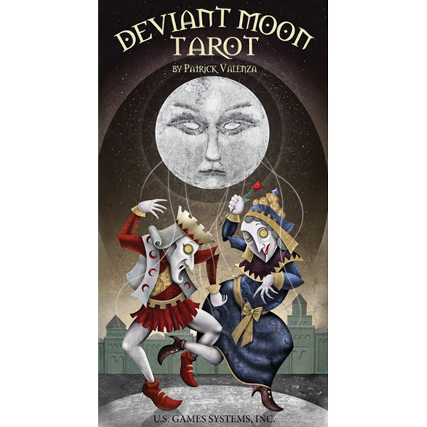 Deviant Moon Tarot cover