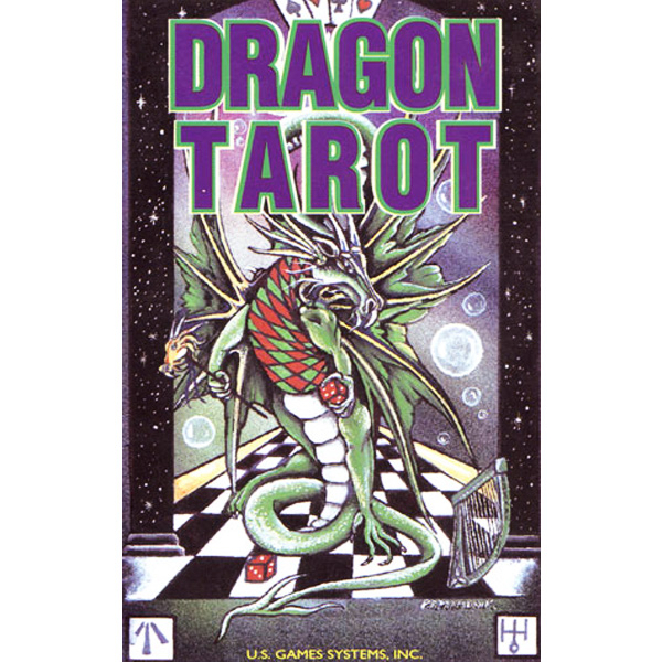 Dragon Tarot cover
