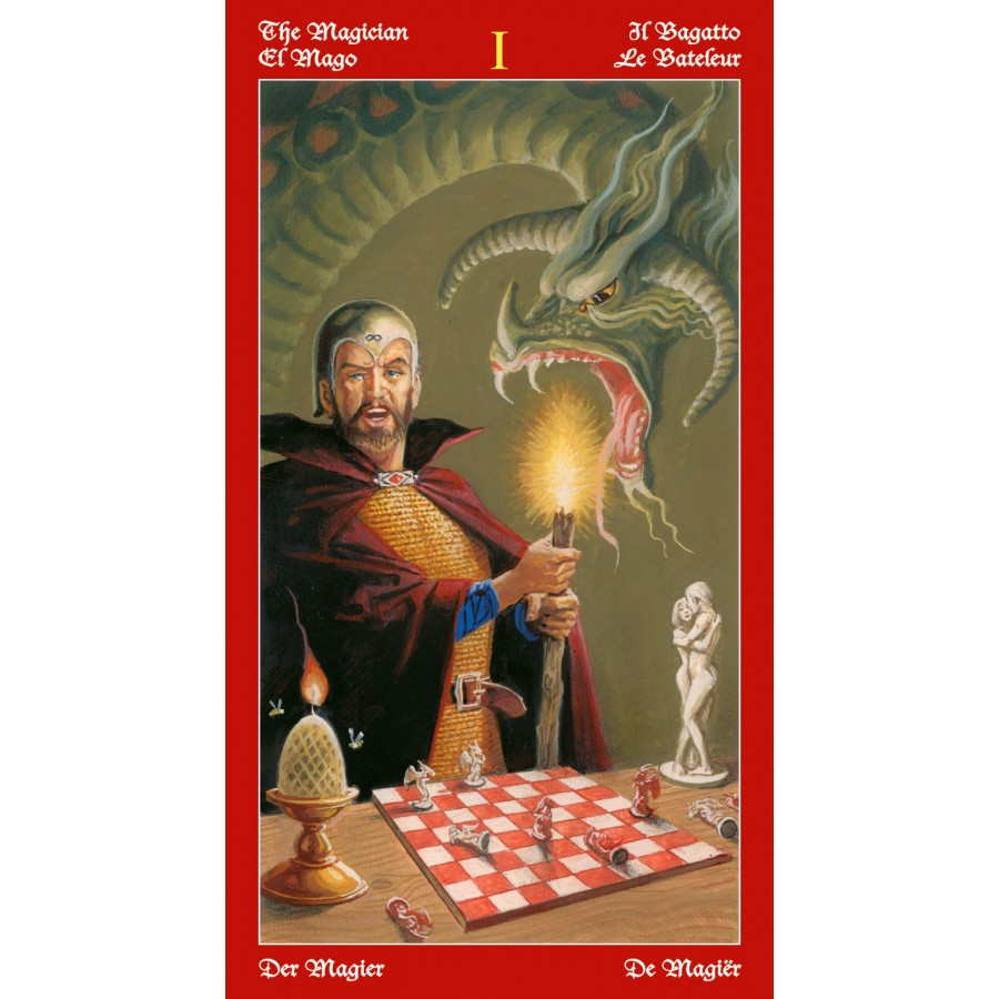 Dragons Tarot 1