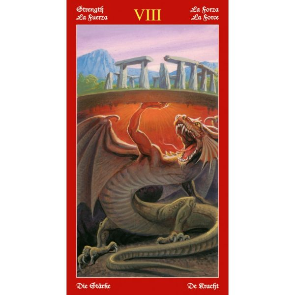 Dragons Tarot 3
