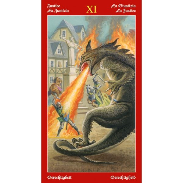 Dragons Tarot 4
