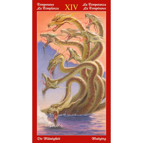 Dragons Tarot 5