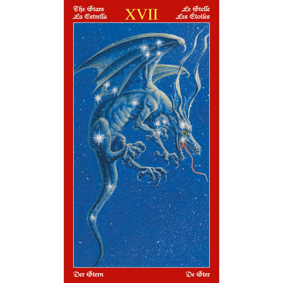 Dragons Tarot 6