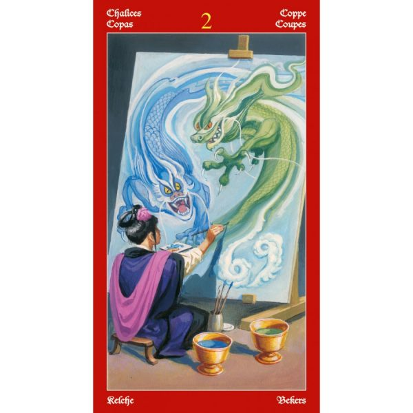 Dragons Tarot 8