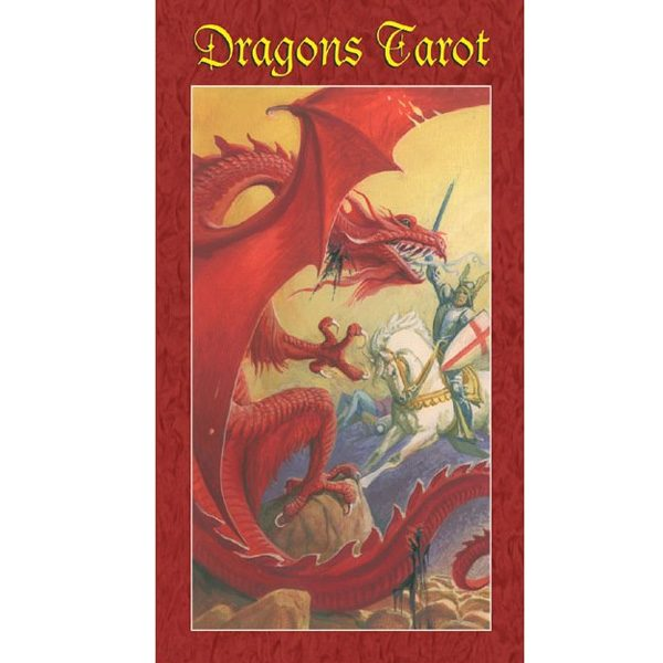 Dragons Tarot cover