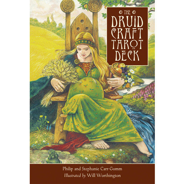 Druid Craft Tarot – Bookset Edition