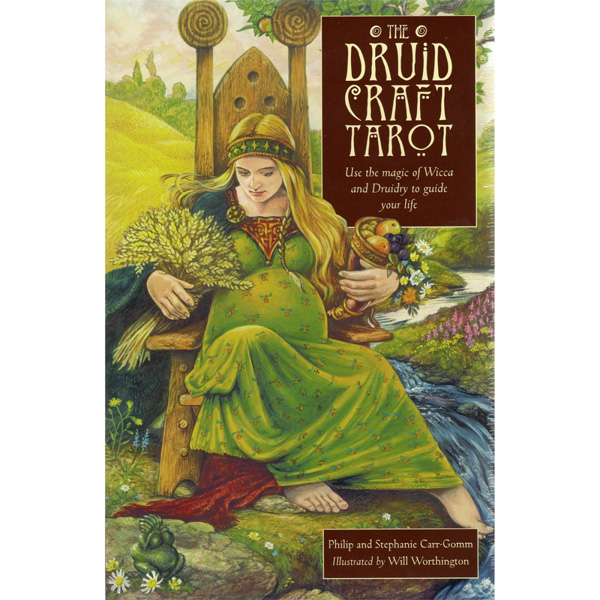 DruidCraft Tarot - Bookset Edition 33