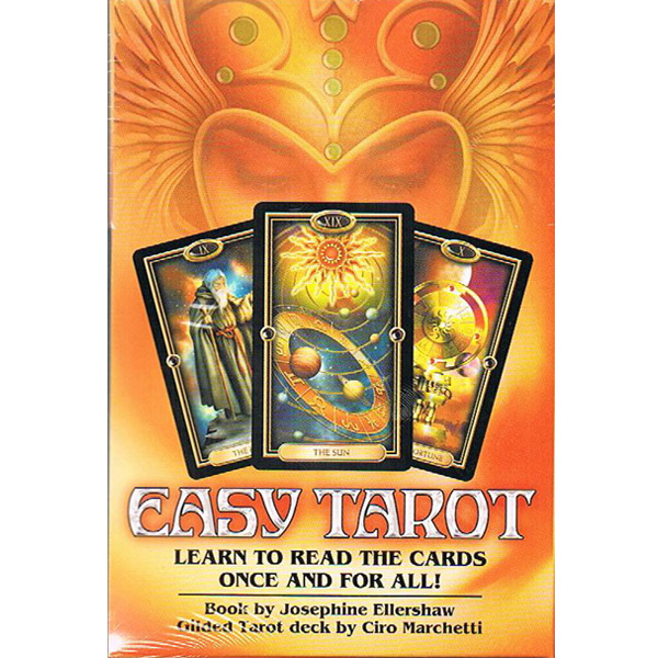 Easy Tarot cover