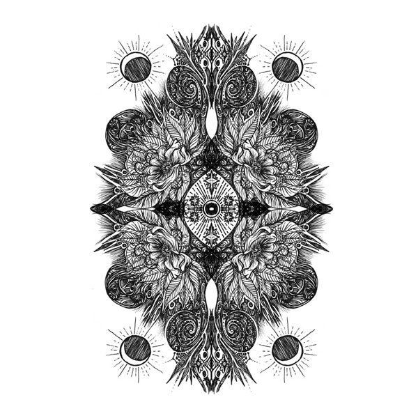 Efflorescent Tarot 3