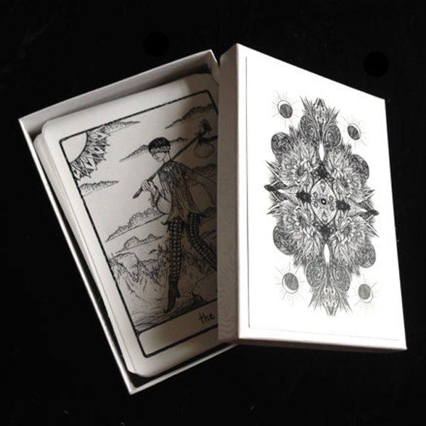 Efflorescent Tarot 4