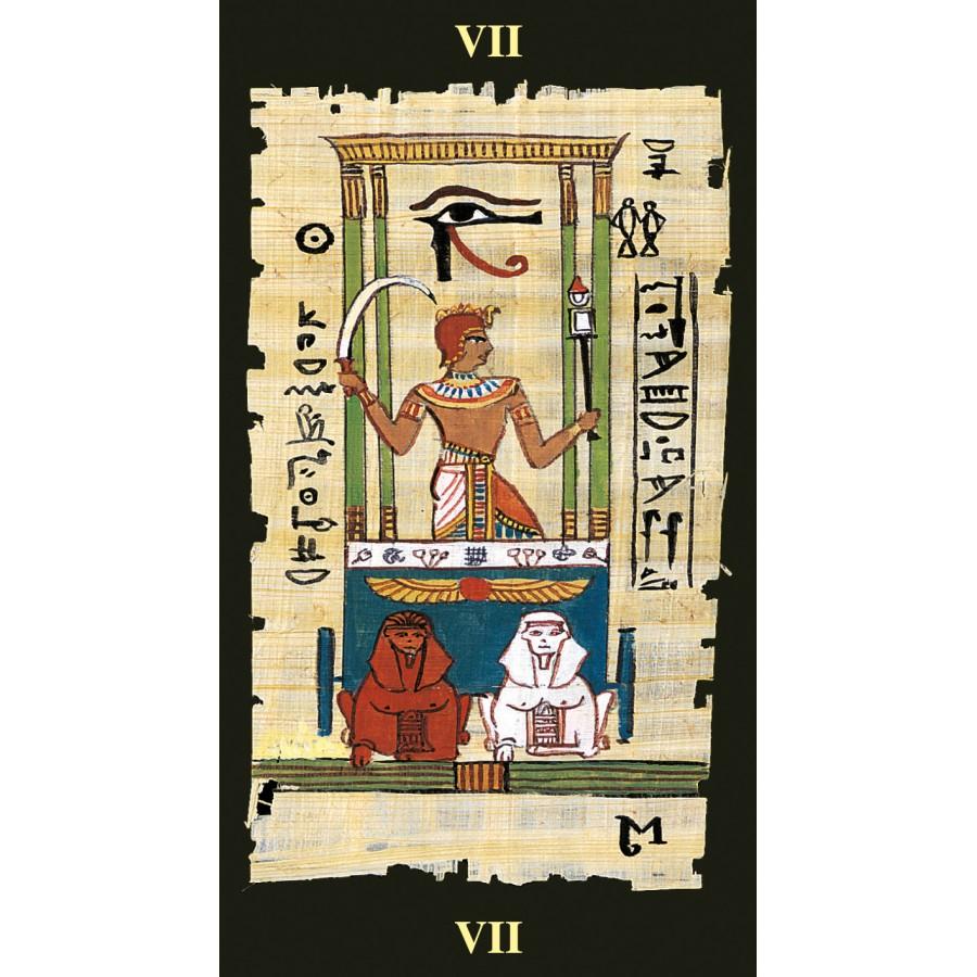 Egyptian Tarot 3