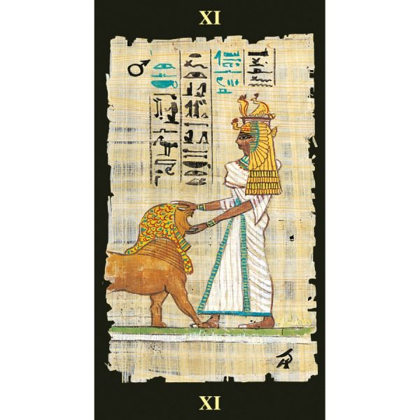 Egyptian Tarot 4