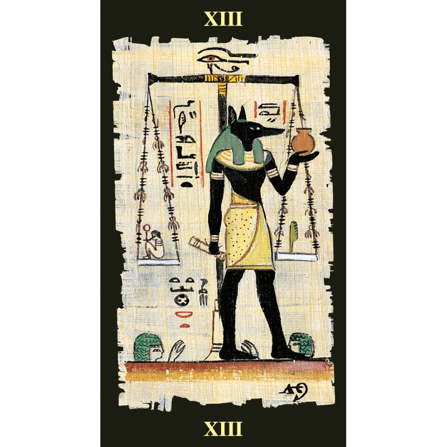 Egyptian Tarot 5