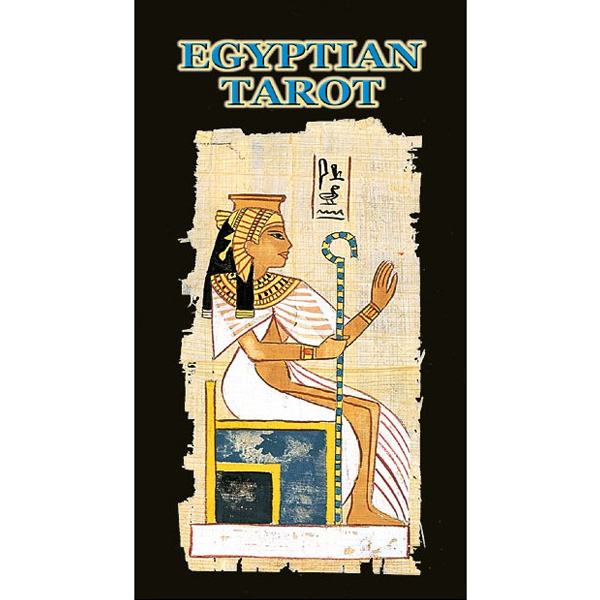 Egyptian Tarot 7