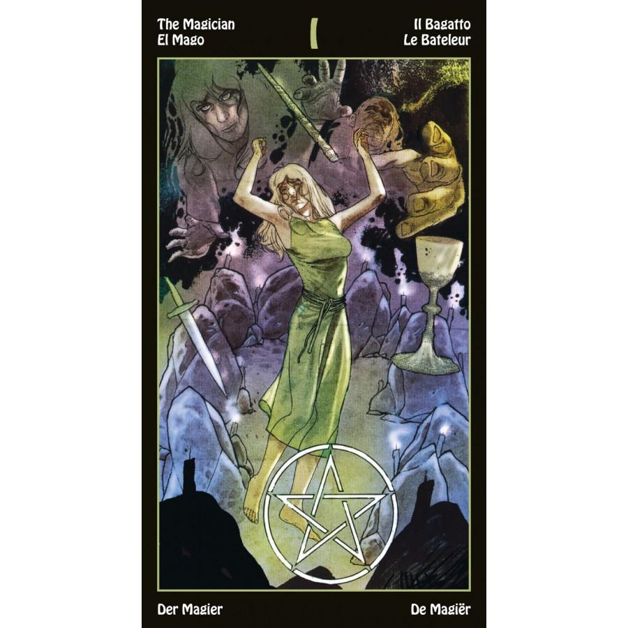 Elemental Tarot 1