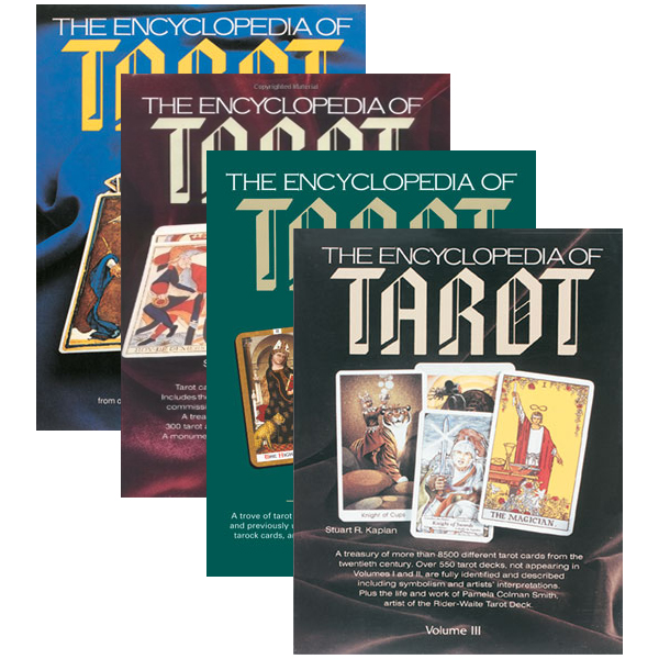 Encyclopedia of Tarot 3