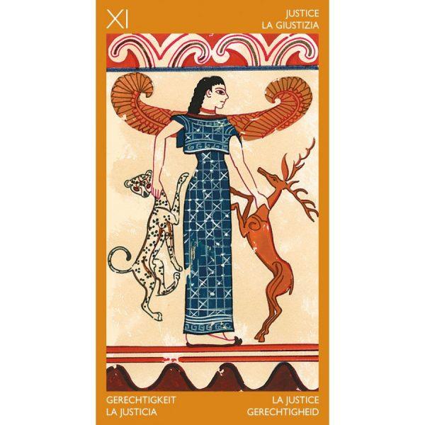 Etruscan Tarot 4