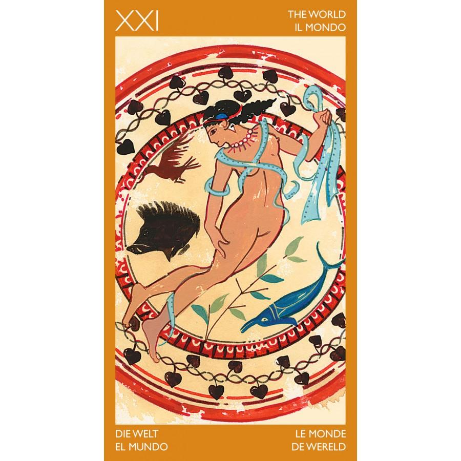 Etruscan Tarot 7