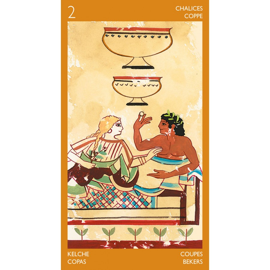 Etruscan Tarot 8